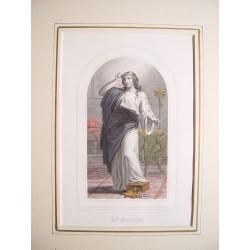 Arte religioso. 'Santa Magdalena'