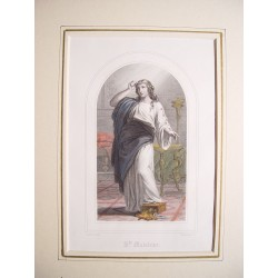 Arte religioso. «Santa Magdalena»