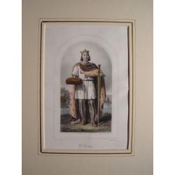 Arte religioso. «San  Luis»