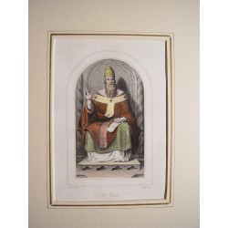 Arte religioso. «San  León»