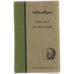 Song-Kay el pescador de Emilio Salagari. 1933. Editada por Bertran