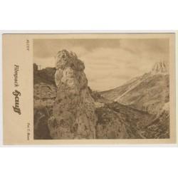 Postal Vista de Alcoy por el fotógrafo C.Baum.
