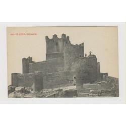 Postal Castillo de Villena