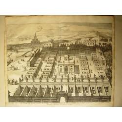 «de LXII, (in welke d' Egiptischen Koning Ptolomeus Philadelphus  .... grabado por Jan Luykens 1690