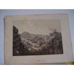 «Acción del dia 30 de Noviembre» 1859 Lit. Por Perez de Castro