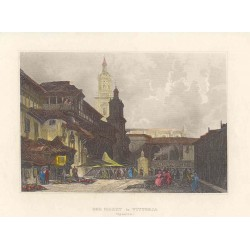 Spain. Pais Vasco. 'Market at Vitoria'