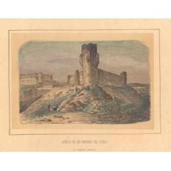 Spain. Toledo. 'Castillo de San Servando'