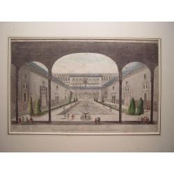 Palais de Crimee dans la Tartarie'