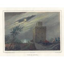 España. Baleares. Palma de Malloca. «Torre de Cañamiel»