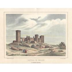 Spain. Baleares. Palma de Mallorca. 'Castillo de Bellver'
