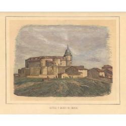 España. Valladolid. «Castillo y Archivo de Simancas»