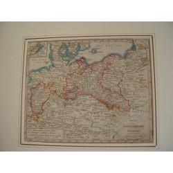 Charte des Preussischen States edited in Augsburg bei Joh Walch.