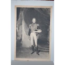 Mezzotinta retrato sobre obra de Thomas Lawrence grabado por Charles Turner en 1828