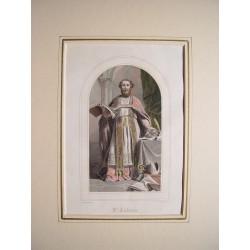 Arte religioso. «San Ambrosio»