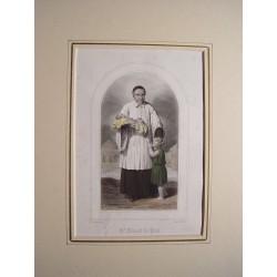 Arte religioso. 'San Vicente de Paul'