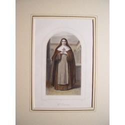 Arte religioso. «Santa Teresa»