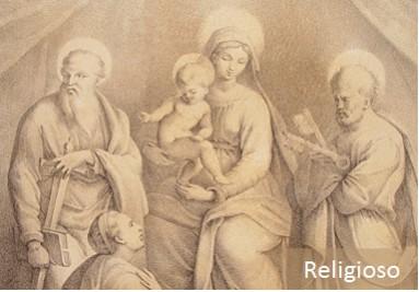 Grabados religiosos